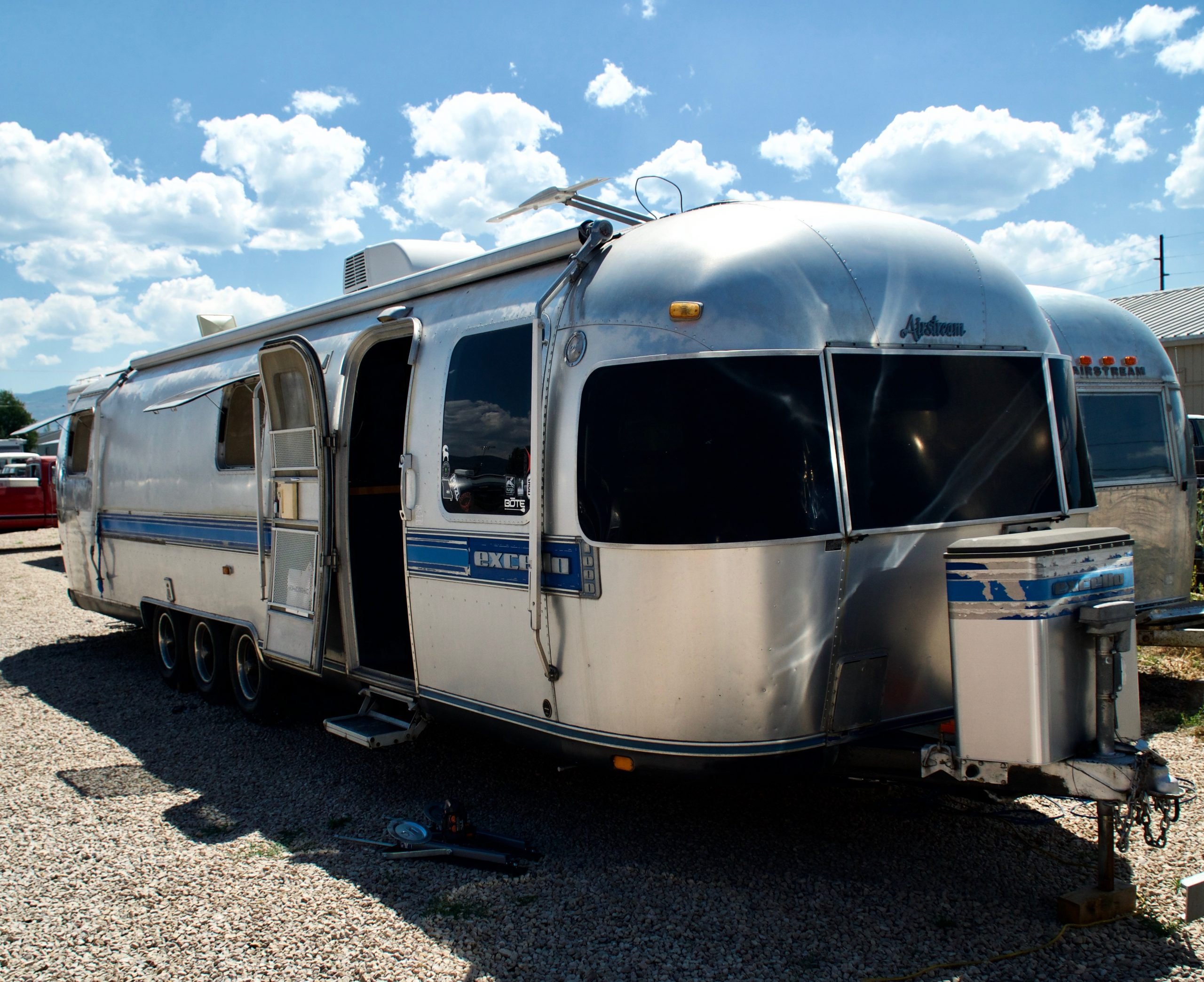 Airstream Trailer Design Project